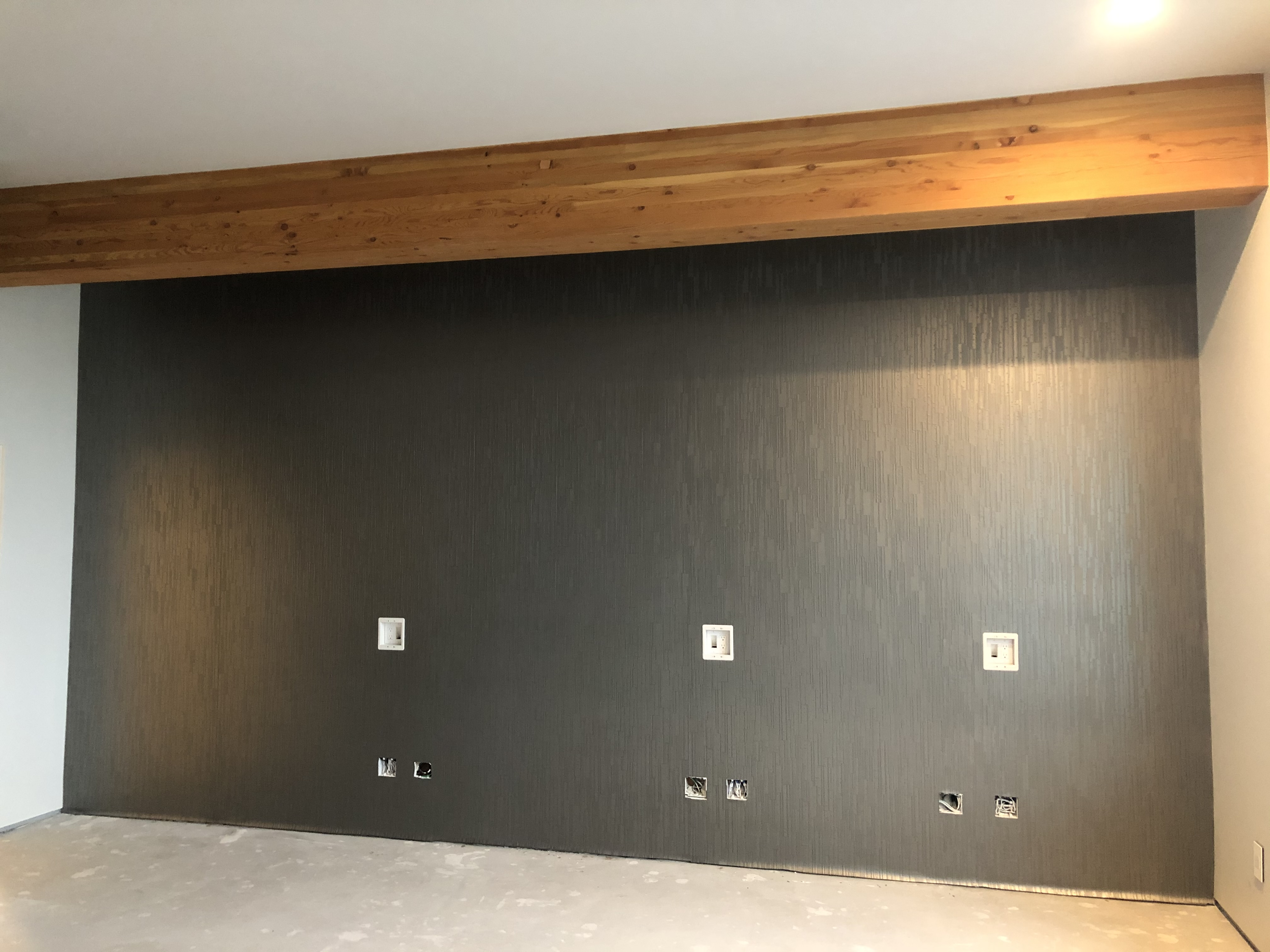 wall covering film